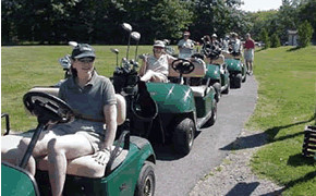 GSSC Summer Getaway and Golf Weekend at Skytop Lodge