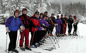 LAKE PLACID CROSS COUNTRY SKI TRIP